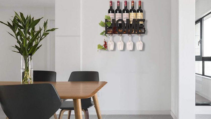 Organizador de vino