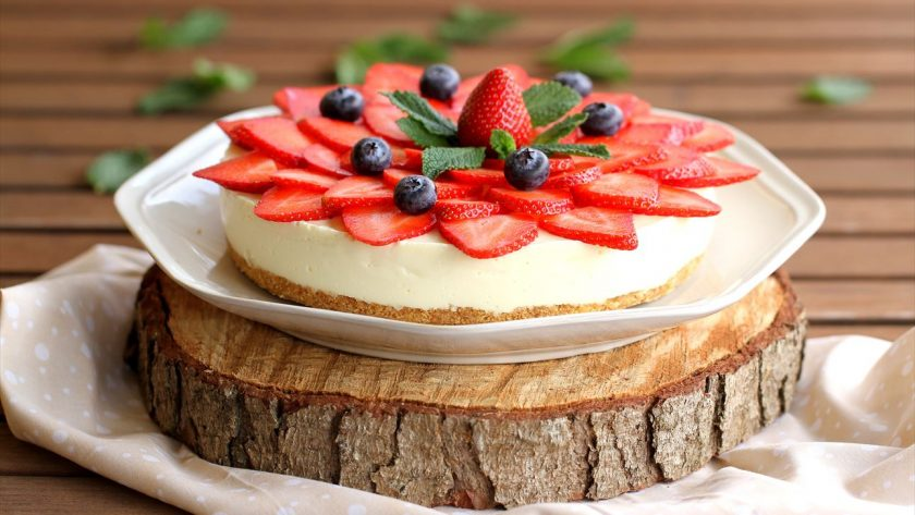 La historia del Cheesecake 2