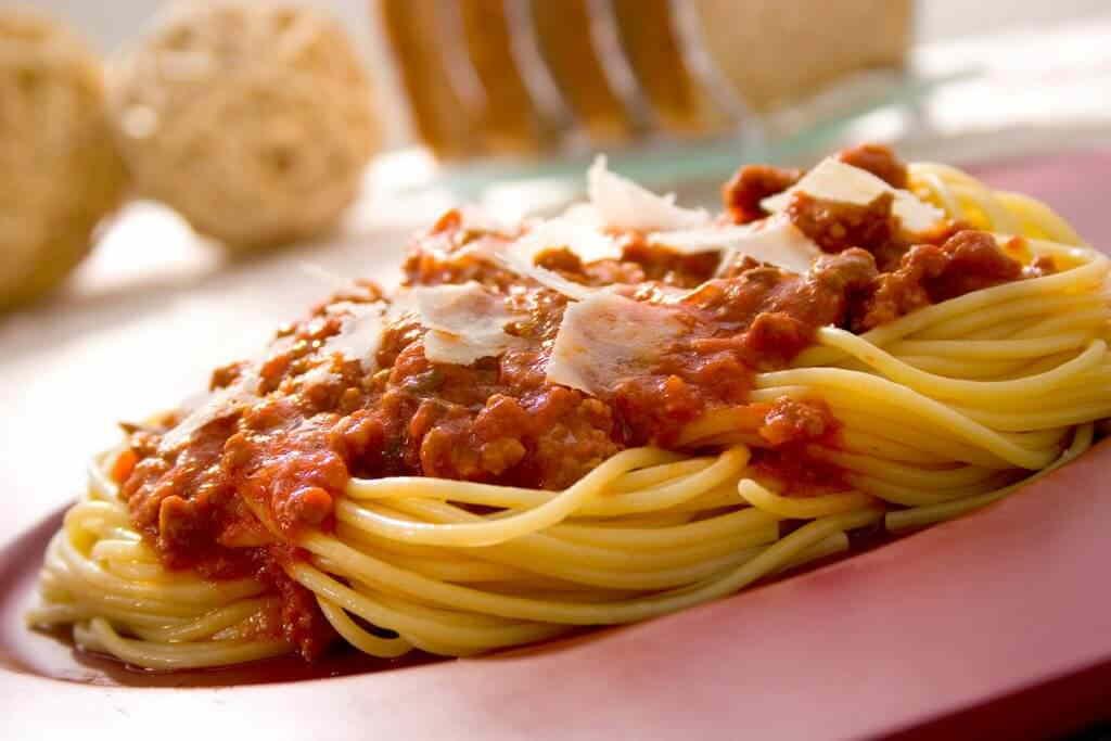 espagueti pasta 1