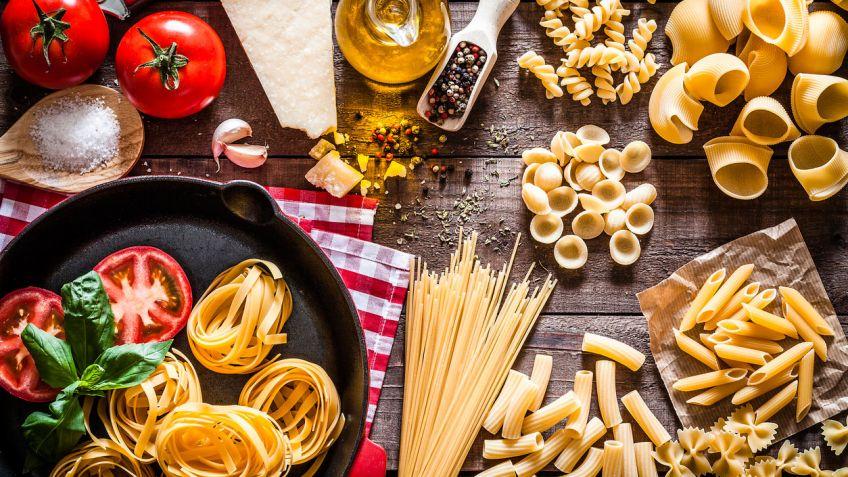 comida italiana en México 2