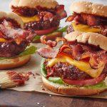 como se prepara la mejor hamburguesa